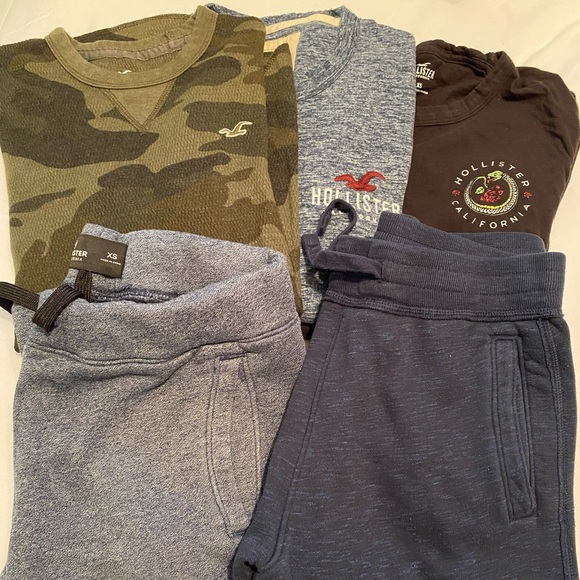 Hollister and Abercrombie bundle